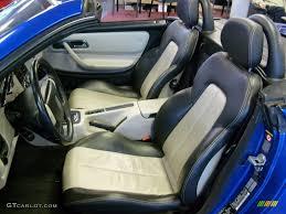 1998 Bahama Blue Metallic Mercedes-Benz SLK 230 Kompressor ...