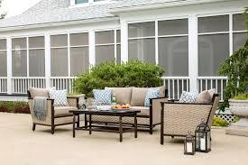 neutral furniture. Neutral Furniture. Colton 4pc Patio Furniture Set (neutral Grey, Wicker) T I