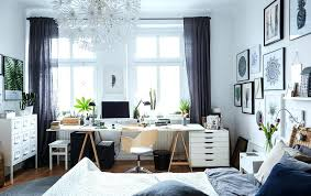 home office ideas for her bedroom and office bedroom nice home office in artist s studio home office