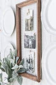 tips and tricks for hanging photos and frames unique diy picture frame step by