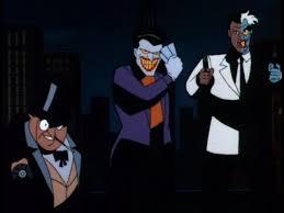 penguin batman animated. Wonderful Batman Rogues Gallery Encounters In Penguin Batman Animated A