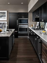 Small Kitchen Black Cabinets Countertops For Small Kitchens Pictures Ideas From Hgtv Hgtv