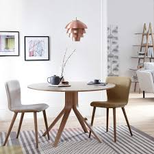 round dining table for 6. Simple For BuyHouse By John Lewis Radar 6 Seater Round Dining Table Walnut Online At  Johnlewis On Table For