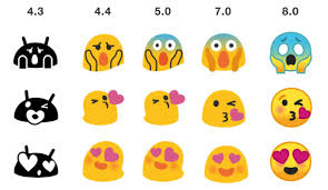 - From New The Here's 8 Ausdroid All Android Emoji 0