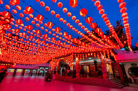 Malaysia Red Light Area Name Mandarin Vocabulary Colors