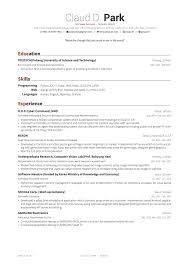 Dorable Phd Student Resume Template Image Documentation Template