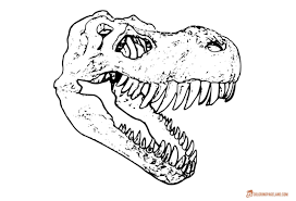 Small Picture T Rex coloring pages Free Printable Images for Coloring
