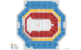 Boxing Seating Chart Barclays Center Seating Charts Barclays Center