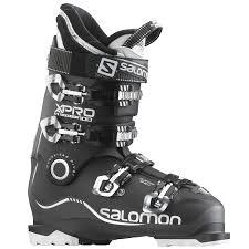 Salomon X Pro 100 Size Chart Salomon X Pro 100 Ski Boots 2016