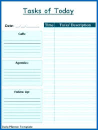 Free Weekly Schedule Templates For Word 18 Templates Daily Timetable ...