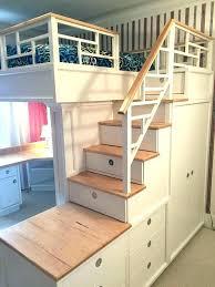loft bed queen queen over king bunk bed queen bunk bed with desk rh billareseldorado co diy queen loft bed with desk queen bunk bed with desk plans