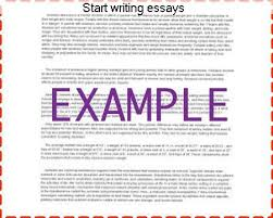 start writing essays homework help start writing essays how can the answer be improved