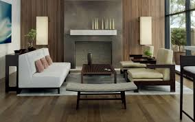 Modern Decorated Living Rooms Spacious Modern Living Room Interiors