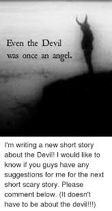 ✅ best memes about scary story scary story memes memes 🤖 and the devil even the devil was once an angel