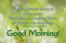 Quotes For Good Morning Greetings