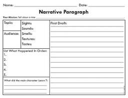 five paragraph narrative essay graphic organizer   five paragraph narrative essay graphic organizer