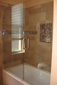 glass shower doors pictures frameless. frameless glass shower door with tub needs fixed curtain? doors pictures u