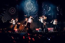 Bts Citi Field Seating Chart K Pop Superstars Bts Lit Up Citi Fields Stage Their Fans
