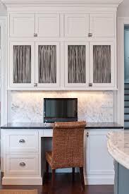 kitchen office desk. Office Kitchen Cabinets Desk