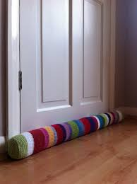 cutest diy door stoppers to keep cold air out of your home