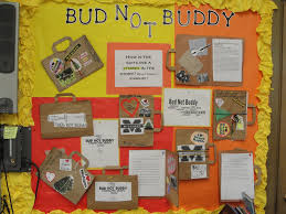 reading is thinking bud not buddy projects bud not buddy projects