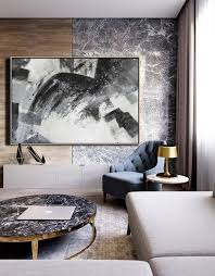 extra large wall art canvasblack and