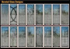 Attractive Door Inserts Glass Front Door Glass Inserts Replacement