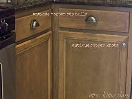copper knobs and pulls. medium size of kitchen cabinets:copper knobs for cabinets show me your cabinet copper and pulls