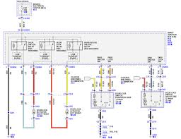 2007 ford mustang wiring diagram wiring diagram and schematic design 2007 factory wiring diagram re ford f150 forum munity