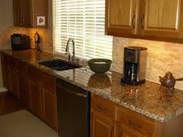 Pictures Of Kitchen Countertops And Backsplashes Fascinating Granite Backsplashes 48 Bestpatogh
