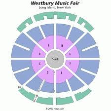 Westbury Music Fair Seating Chart Westbury Music Fair