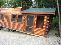 Modular Log Cabins...The Most Complete Of All Prefabs To Arrive On Site