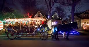 Holiday Light Tours Mn Holiday Lights Carriage Tours Nowplayingnashville Com