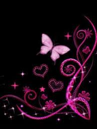 Download Pink And Black Wallpaper 240x320 Wallpoper 9100