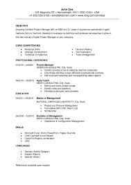 Lebenslauf Auf Englisch Resume In Den Usa Bewerbung Com