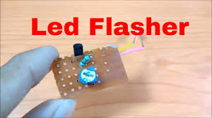 How To Make Simple Flashing Led Strip Lights Without Any Ic Easily