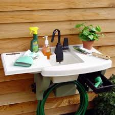 ws125 outdoor sink