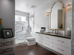 white floating vanity. Brilliant Vanity White Floating Vanity With Gray Quartz Countertop Under Gold Arched Mirror To