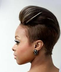 Hair Style For Black Woman short mohawk hairstyles for black women 32 hair pinterest 8677 by wearticles.com