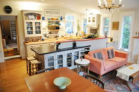 Great Open Concept Kitchen Living Room Designs