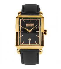 moschino designer watch moschino quartz mens fashion analog rose gold plated watch mw0207