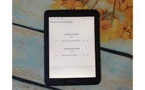 Bibox việt hóa thành công ứng dụng điều chỉnh ánh sáng kép trên Máy đọc sách  Likebook