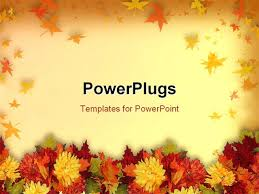 Free Fall Powerpoint Free Fall Templates Autumn Powerpoint Download Monister