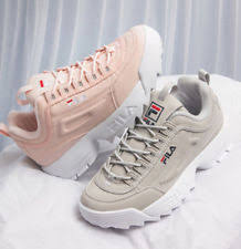 fila disruptor 2 pink. new arrival pink suede fila disruptor ii 2 women authentic us size chaussures fila disruptor r