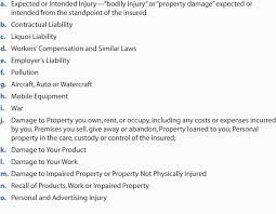 Insurance is a means of protection from financial loss. Commercial General Liability Policy And Commercial Umbrella Liability Policy