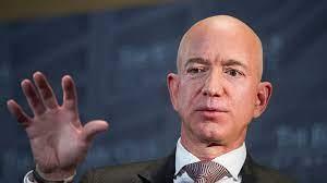 Amazon CEO Jeff Bezos ...