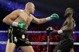 World Heavyweight Title Fight: Tyson ...