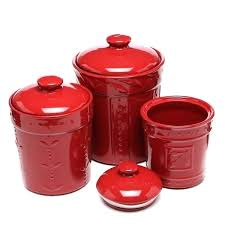 better homes and gardens metal collection canister canisters plastic