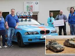 Ilsede Allgäu Orient Rallye Bmw Club Unterstützt Team Paz Online De