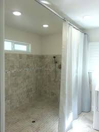 handicap walk in showers. shower: handicap shower ideas walk in custom curtain and rod for the handicapped showers k